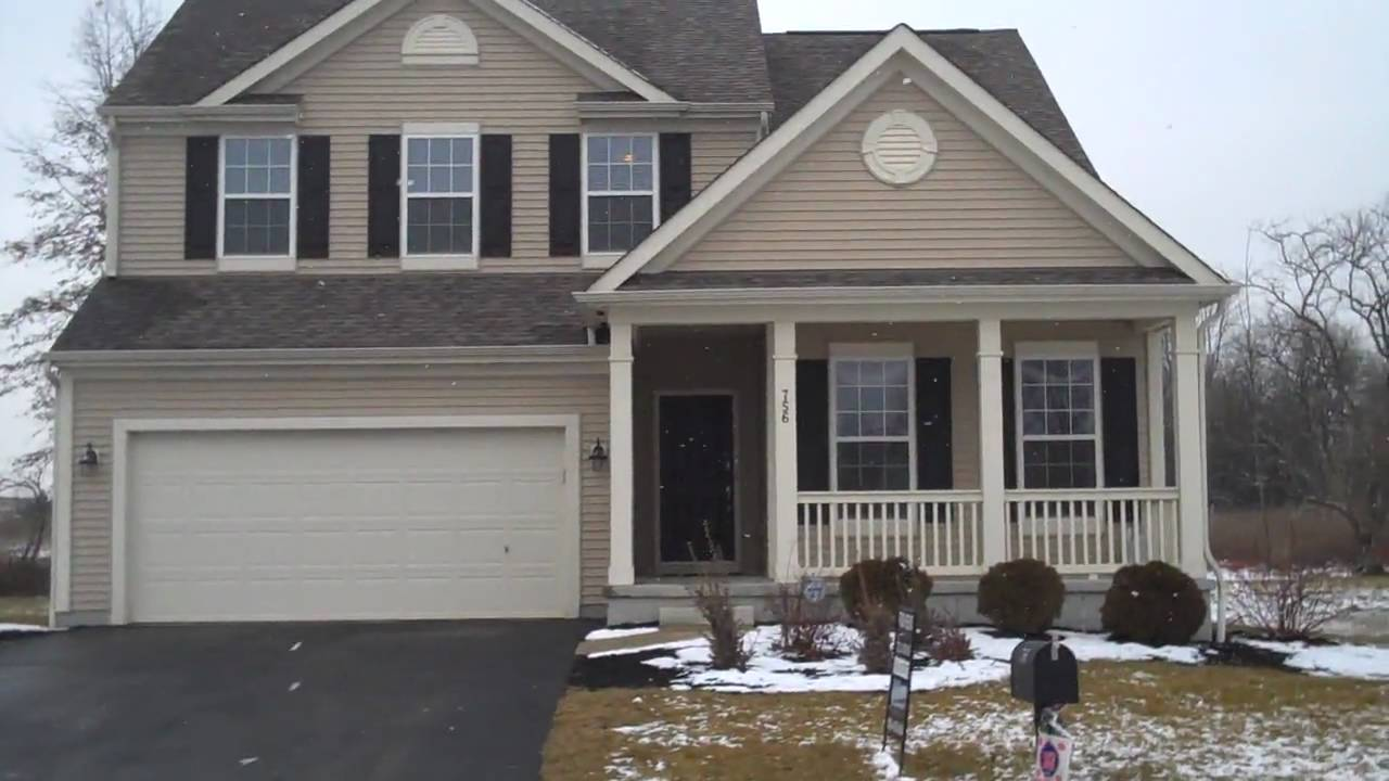 Beautiful 4 Bedroom Home For Rent In Westerville Oh Youtube: cheap 1 bedroom apartments in columbus ohio