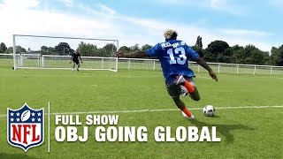 Odell Beckham Jr. the Global Icon   OBJ Going Global to Munich, Germany ✈️🏈🌎 (Full Show)   NFL 360