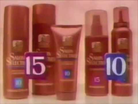 Salon Selectives commercial - 1991