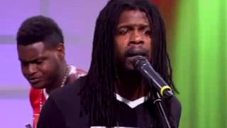 Jah Rain & The Iyah Vybz Kreation - Is This Love (Live On TVJ)
