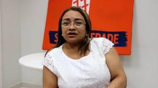 Raimunda dos Santos Silva – Vice-presidente do Solidariedade-PI