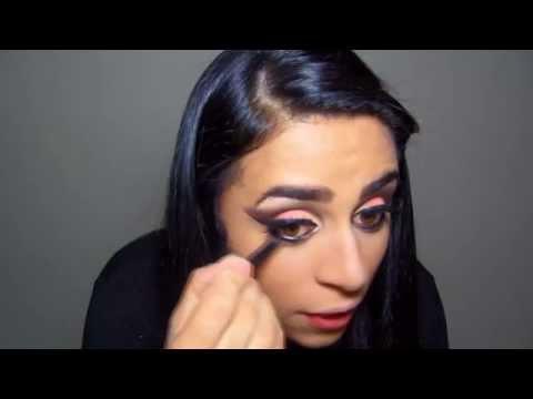Michelle Calazans - Técnica Cut Crease