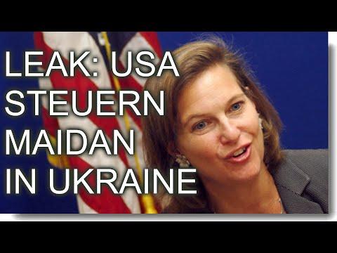 Geleaktes Telefonat: Die USA beeinflussen Klitschko und die ukrainischen Aufstände