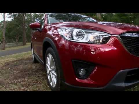 Mazda CX5 AWD 2013 Car Review NRMA Driver's Seat