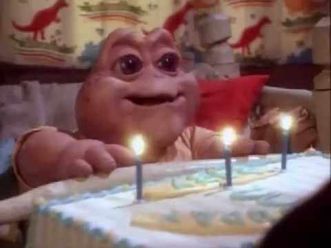 Dinosaurs- Happy Birthday - YouTube