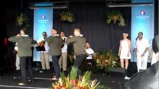 Keali'i Reichel Performing 'Hanohano Ka Lei Pikake'