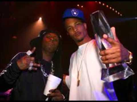 Lil Wayne Feat T.I Type Of Way Slowed N Chopped
