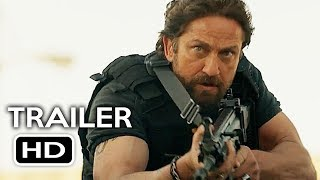 Den of Thieves Official Trailer #1 (2018) 50 Cent, Gerard Butler Action Movie HD