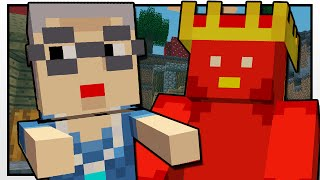 Minecraft | GRANTDM'S GOLDEN APPLE!! | Custom Mod Adventure