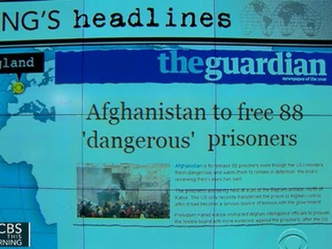 Headlines: Afghanistan to release 88 prisoners considered dangerous