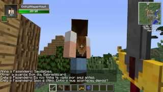 #2 Pasta .minecraft 1.5.2 Com Mo' Creatures, Optifine, Rei
