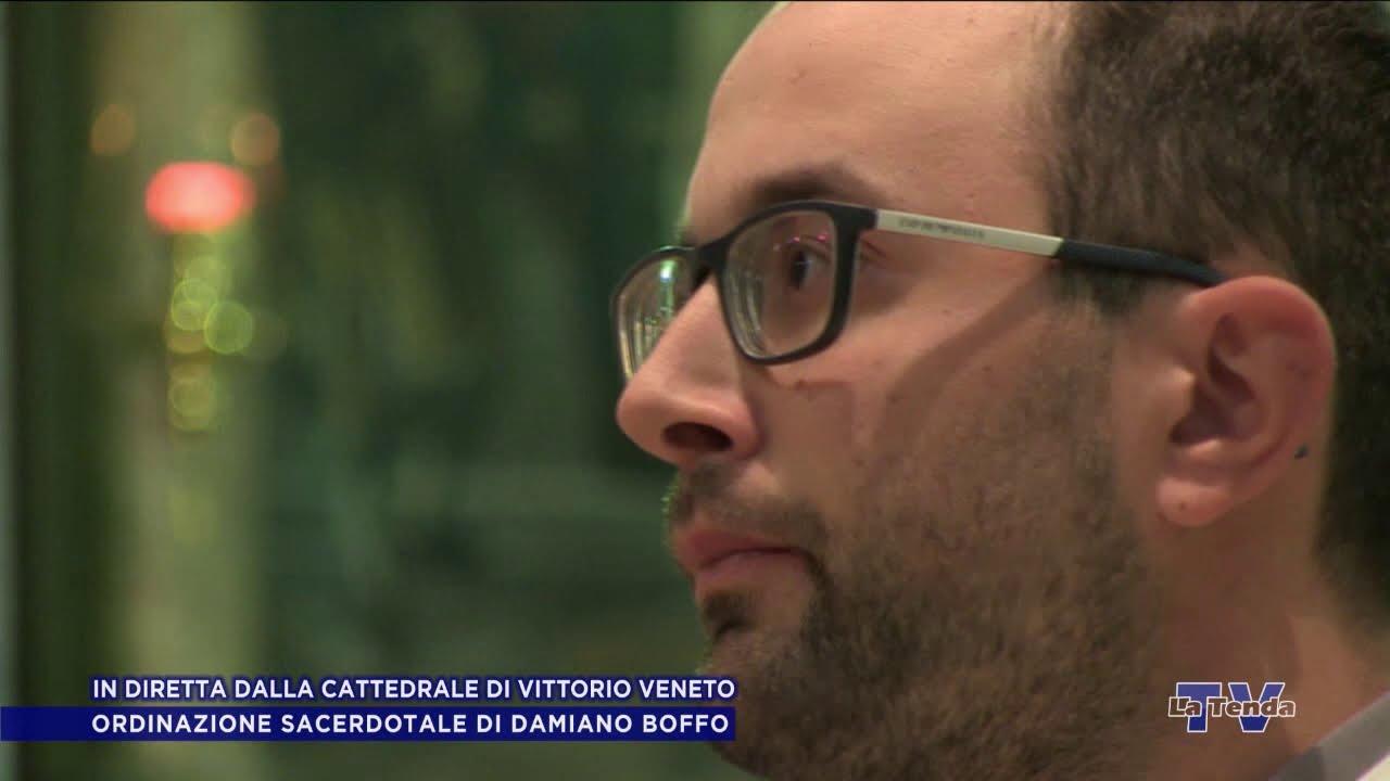 Ordinazione sacerdotale di Damiano Boffo