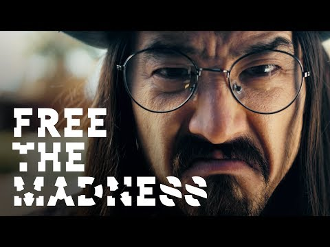Free The Madness (Official Music Video) - Steve Aoki ft. Machine Gun Kelly