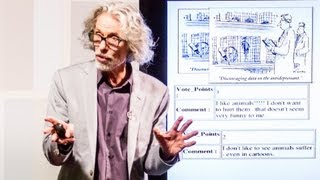 Ted Talks: Bob Mankoff: Anatomy of a New Yorker Cartoon