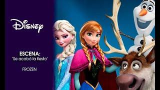 Disney España Frozen, El Reino Del Hielo Se Acabo La