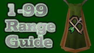 1-99 Ranged Guide Runescape 2014 Fast And Cheap Methods