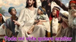 Ingrid Rosario Canta Al Señor (Canto+Letra)