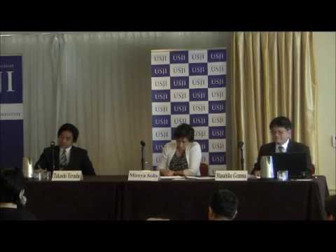 USJI Week Event 2: How Can the Obama and Abe Administrations Manage Multiple FTAs?