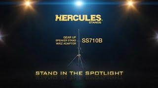 Hercules SS710B Speaker Stand thumbnail