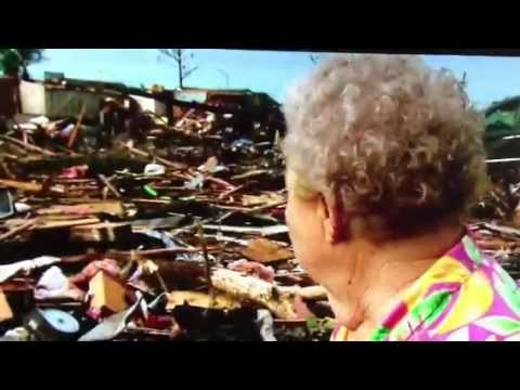POSITIVE: Tornado Dog Found (No Ad VIDEO ) Barbara Garcia - HOPE for Moore, OK
