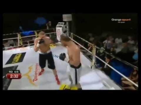 Mariusz Wach vs Samir Kurtagic 17 10 2014