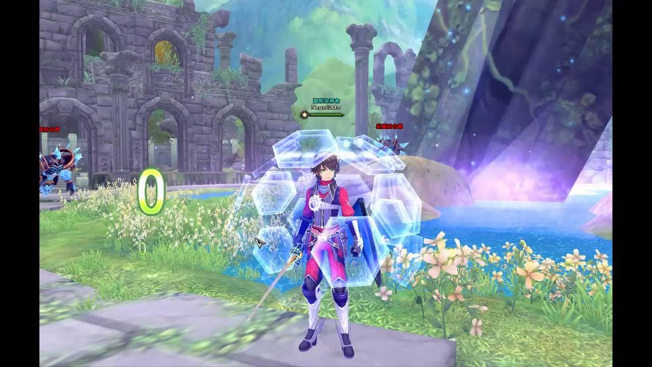 Fantasy frontier aura kingdom guardian skills youtube