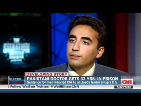 Bilawal Bhutto Zardari discusses current issues in US-Pakistan relations