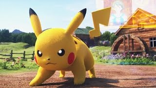 Pokken Tournament: Pikachu vs. Pikachu Libre