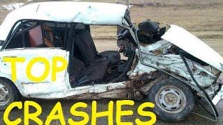 TOP Crashes Car Crash Compilation 23 01 2017. ДТП с видеорегистраторов