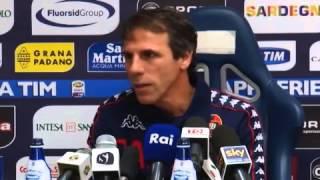 Cagliari, Zola: 'Ibarbo è in dubbio. E a gennaio arriverà qualcuno...'