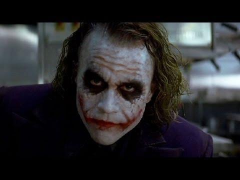 'Heath Ledger Joker Tribute' HD