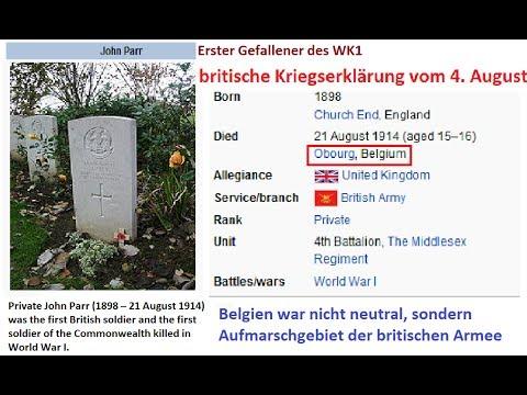 1914 Erster Weltkrieg-Klarstellung 01