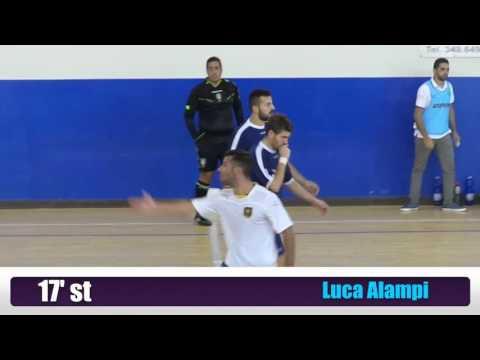 Serie C1, Edilferr - Futsal Melito 4-2 (26/09/15)