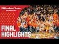 Spain v France Highlights Final FIBA EuroBasket Women 2017
