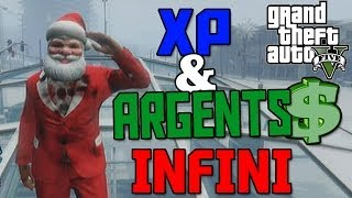 GTA 5 ONLINE ARGENTS / RP XP INFINI ! Devenir RICHE