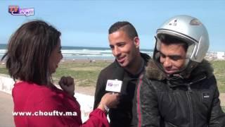 مثال فشي شكل: اضحك مع ترجمة المغاربة  لمثال لي معندو زهر يهرس الحجر بالفرنسية و الأمازيغية   |   مثل فشي شكل