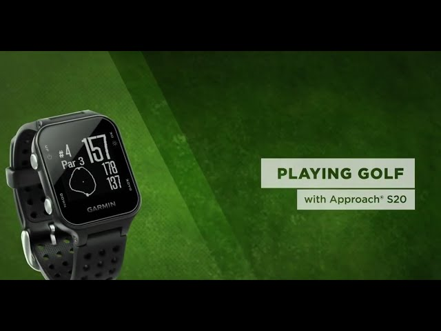 Approach® s20 tutorial videos garmin deutschland