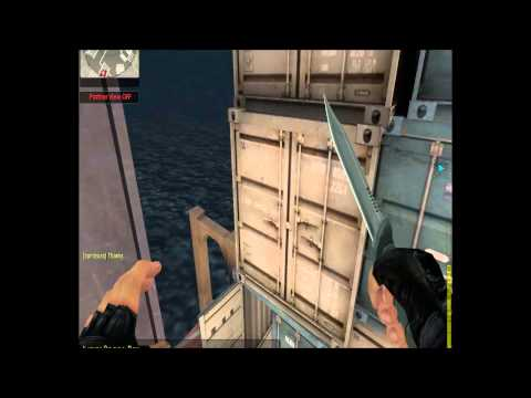 blackshot new glitches in 2014 new map:cargo ship