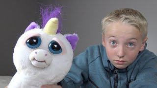 What's inside a Face Changing Unicorn?