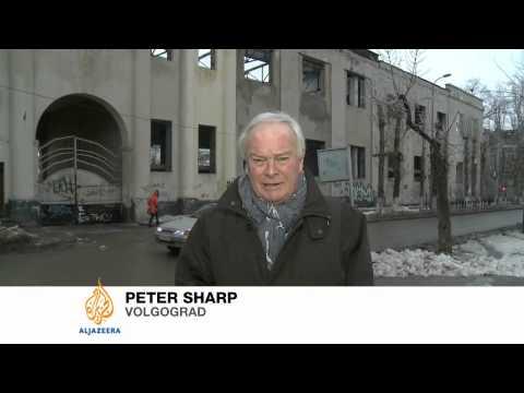 Second deadly blast hits Russia's Volgograd