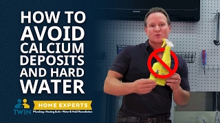 Los Angeles Plumber: How To Remove Calcium Deposits On