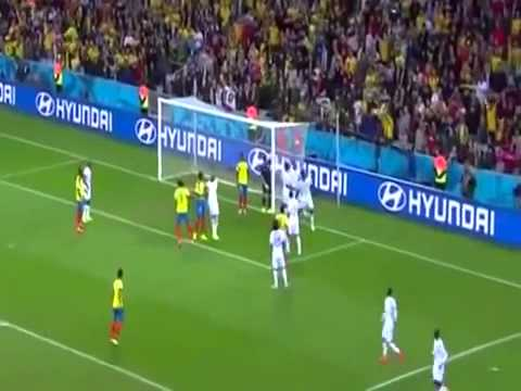 Honduras vs Ecuador 1-2 Full Highlights World Cup 2014