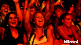 VIDEO: Pretty Lights at Bonnaroo