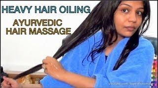 Hair Oiling How To Treat Dry Damaged Hair Conditioning