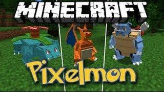 Como Instalar Pixelmon 1.6.4 MOD De Pokemon Para Minecraft