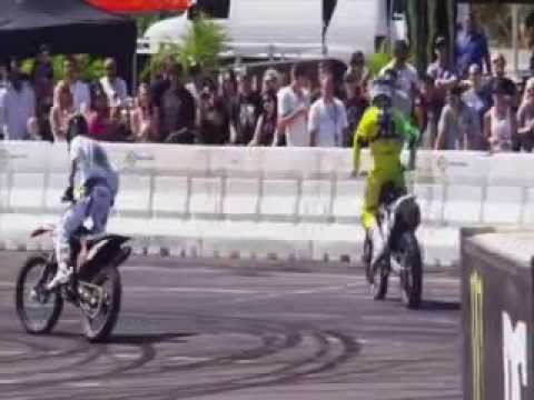 Ken Block's Gymkhana World Tour 2011 MP4