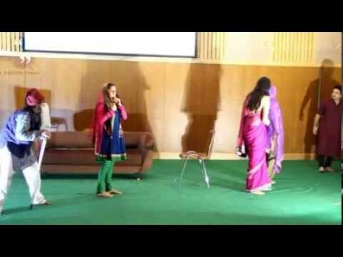 IBS Hyderabad Kanjoos by XpressionZ Theatre Society