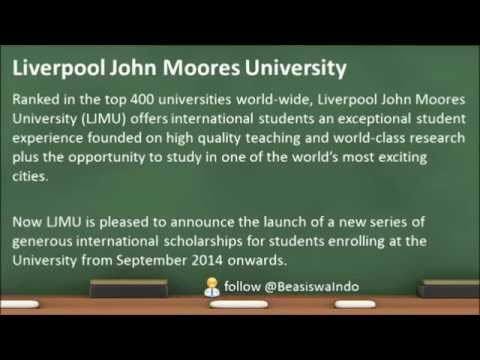 Developing Global Citizens Postgraduate Scholarship, Liverpool John Moores University - UK [140616]