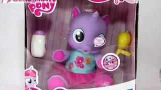 My Little Pony Łaskotka Chichotka Lily Po Polsku