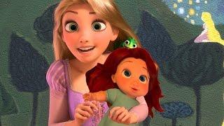 Princess Rapunzel Baby Birth Girls Games Online